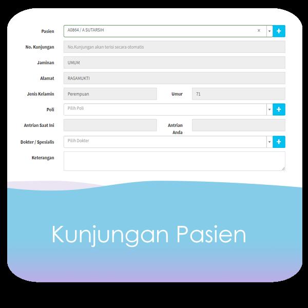 Aplikasi Klinik Berbasis Web
