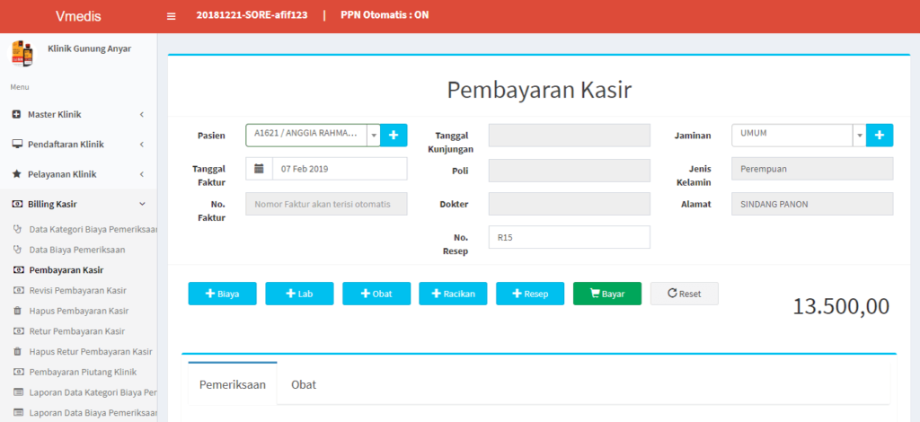 Software Apotek Mesin Kasir
