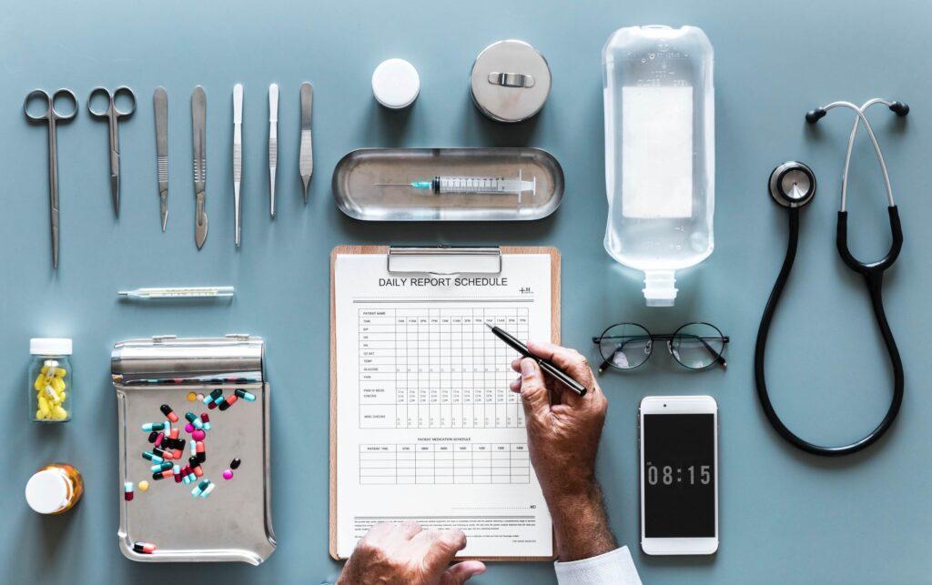Sudahkah anda mencatat setiap penjualan resep yang ada di klinik anda