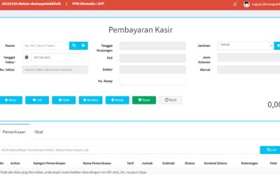 Sistem informasi pendaftaran pasien klinik